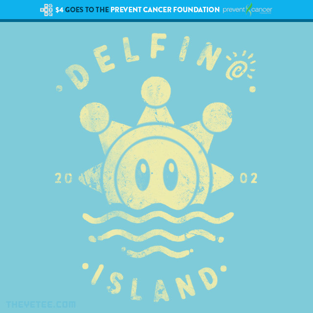 The Yetee: Vintage Delfino