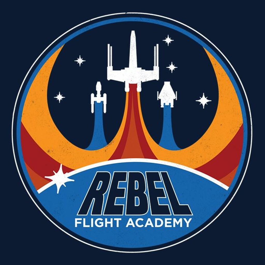 Once Upon a Tee: Rebel Flight Academy