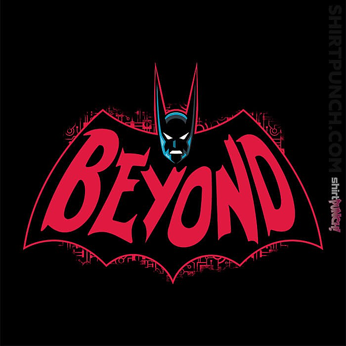 ShirtPunch: Bat Beyond