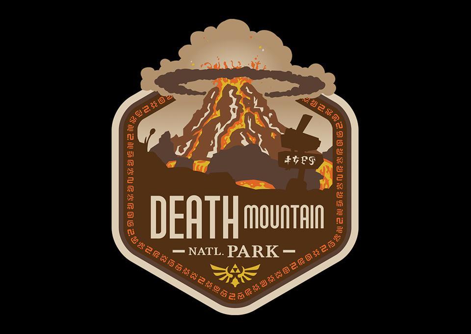 TeeFury: Death Mtn. National Park