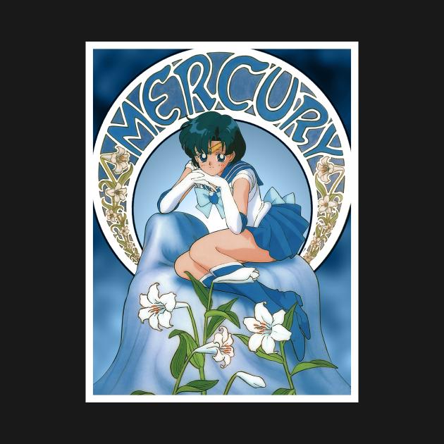 TeePublic: Takeuchi collection - Sailor Mercury