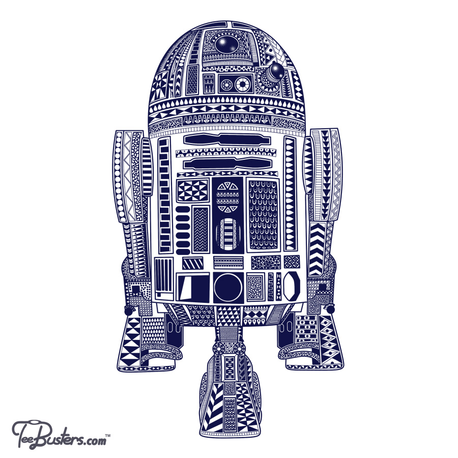 TeeBusters: Aztec droid