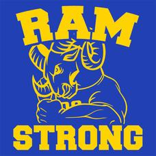 Textual Tees: Ram Strong
