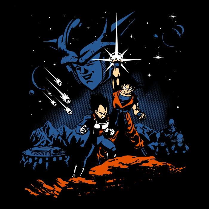 Once Upon a Tee: Z-Wars