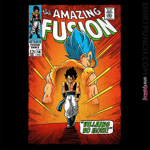 ShirtPunch: The Amazing Fusion