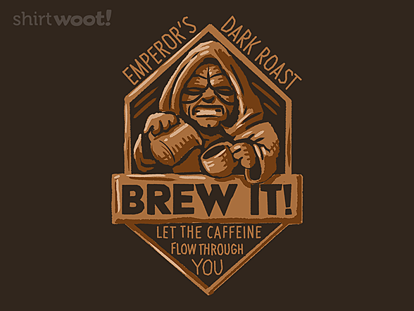 Woot!: Emperor's Dark Roast Coffee