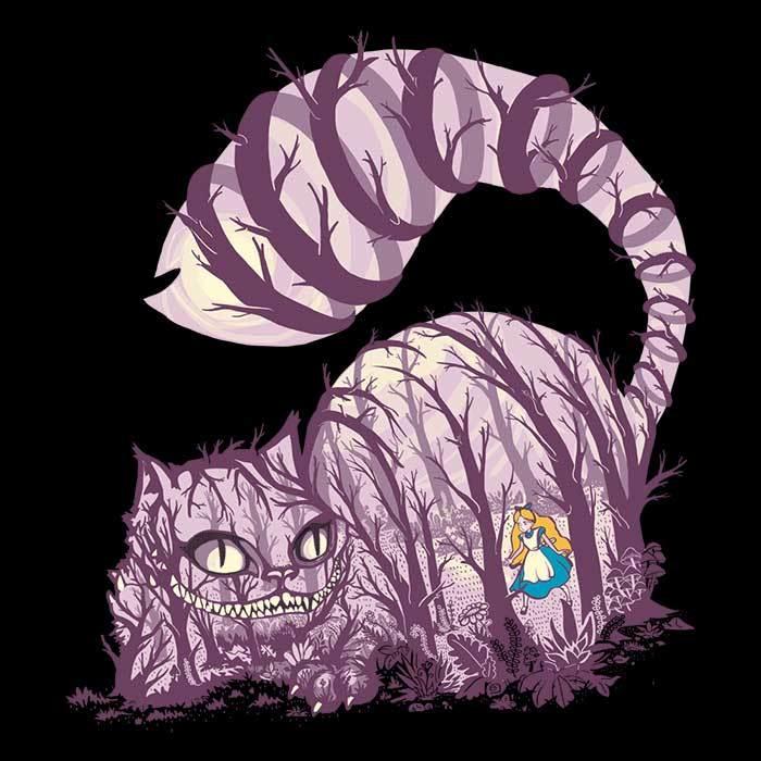 Once Upon a Tee: Inside Wonderland