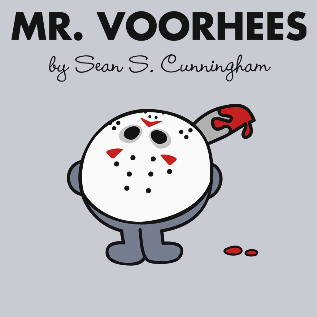 Pop-Up Tee: Mr Voorhees