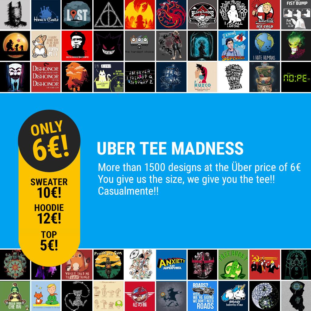TeeTee: Ultra Tee Madness