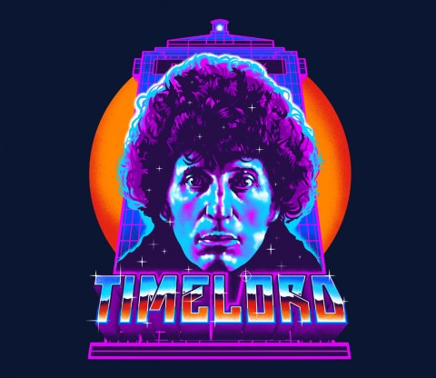 TeeFury: Timelord