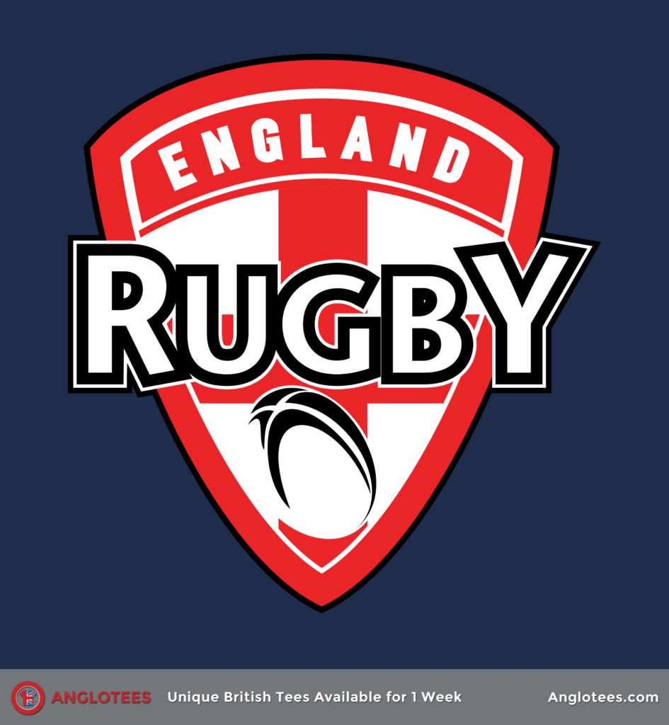 Anglotees: Rugby Tribute
