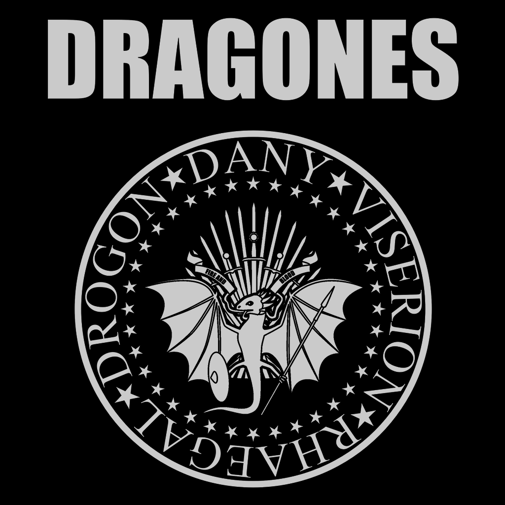 Pop-Up Tee: Dragones