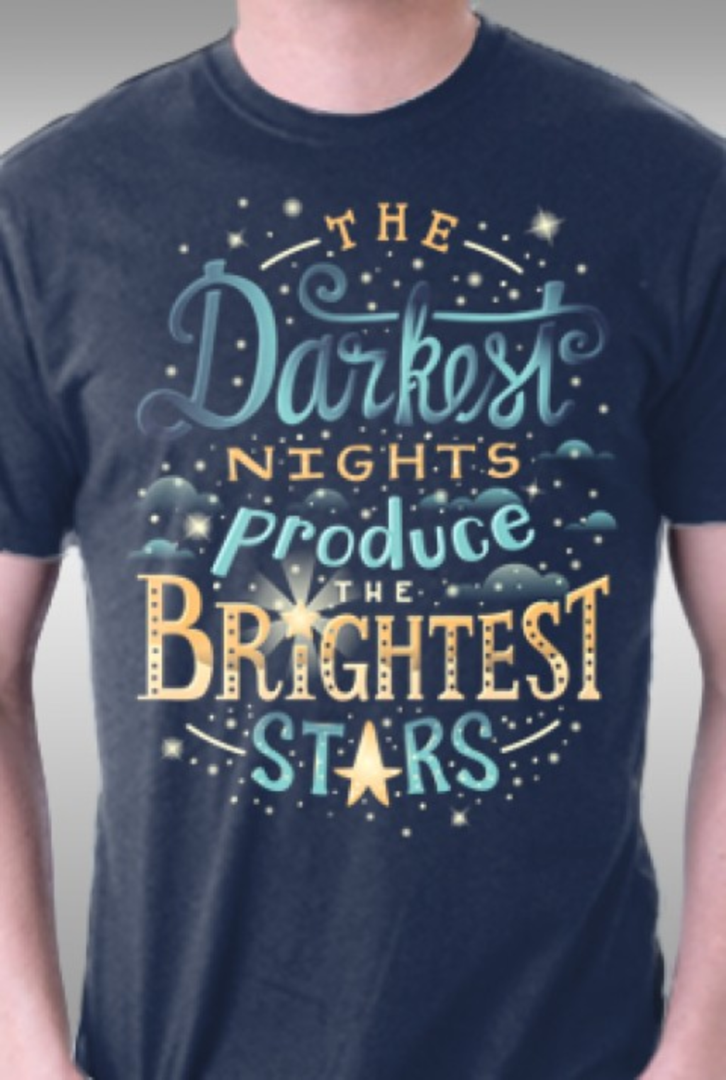TeeFury: Brightest Stars