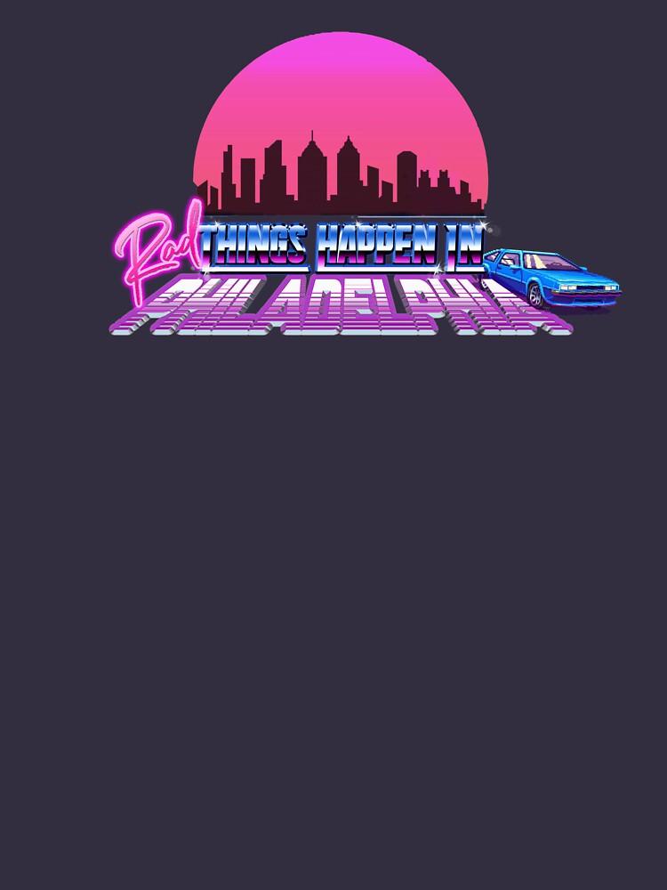RedBubble: Rad Things Happen In Philadelphia w/ Car