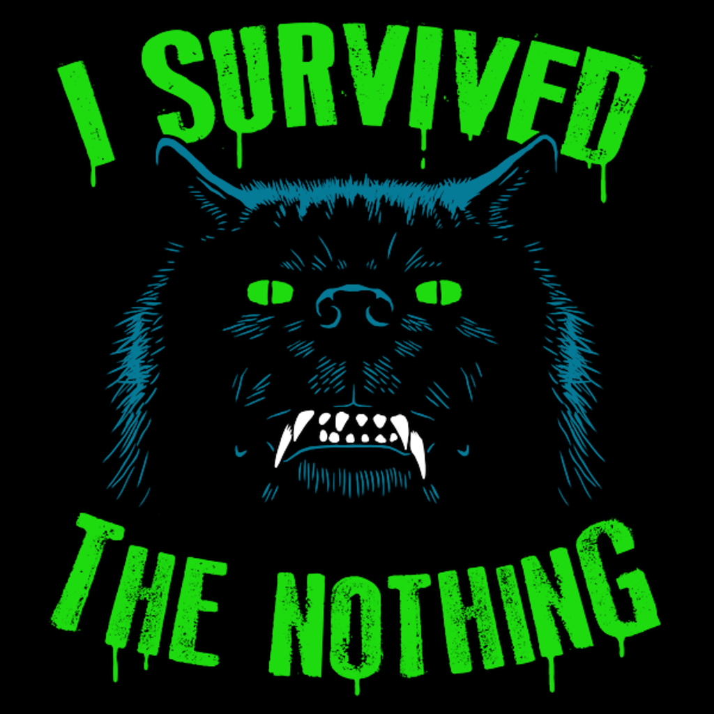 NeatoShop: I Survived The Nothing