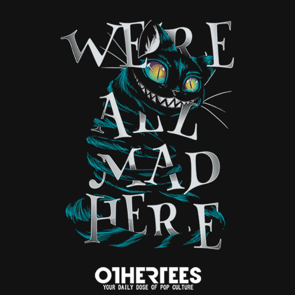 OtherTees: Mad Cat