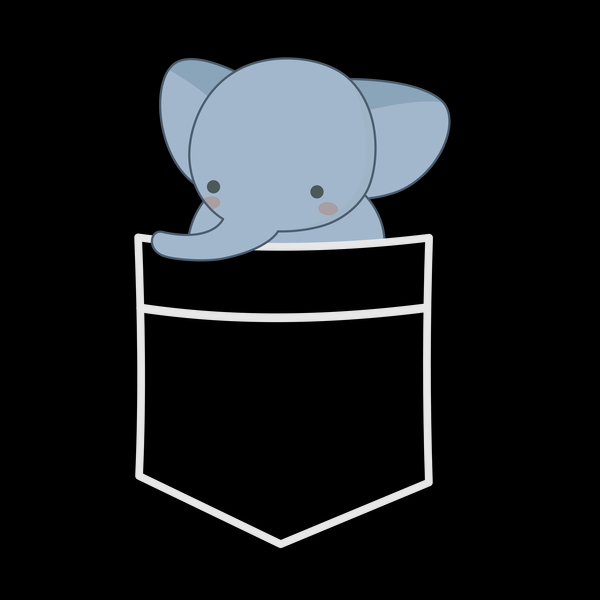 NeatoShop: I Have An Elephant In My Pocket