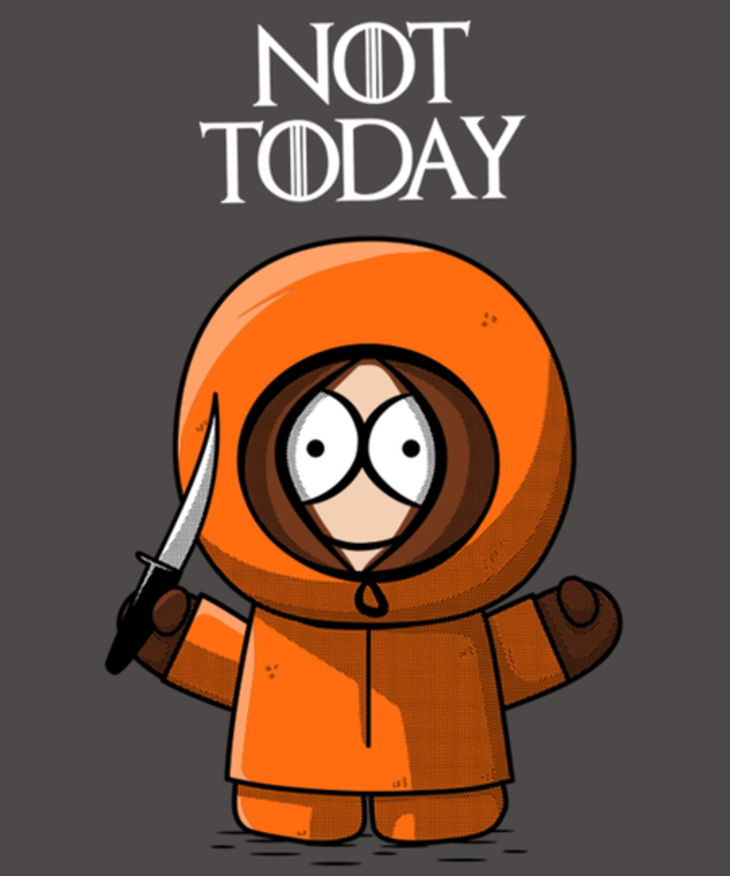 Qwertee: Sorry, not today!