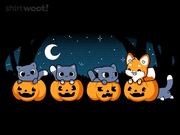 Woot!: The Halloween Fox