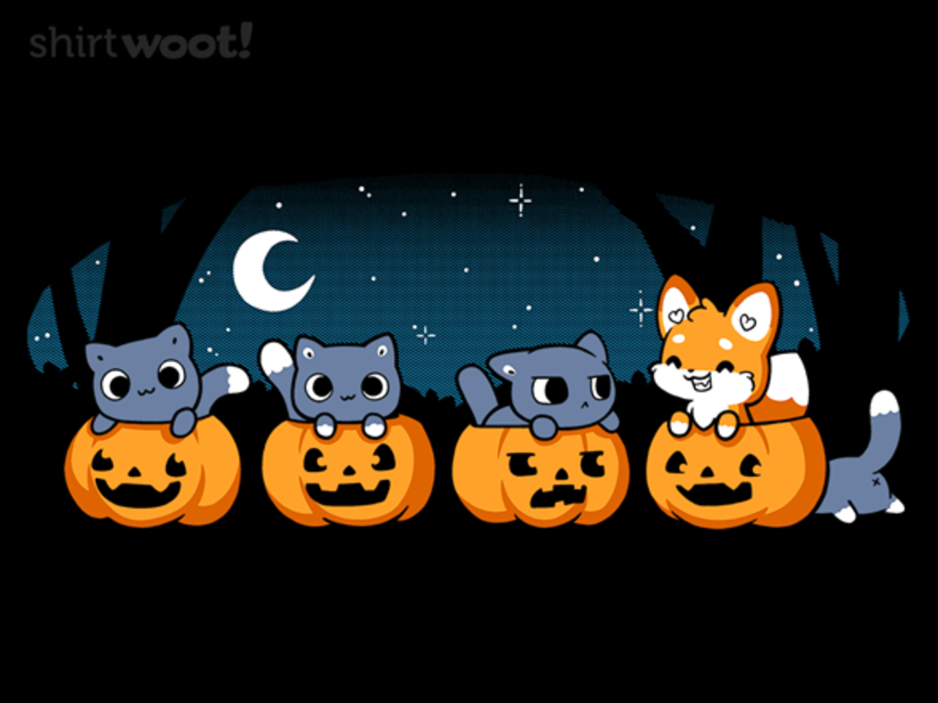Woot!: The Halloween Fox