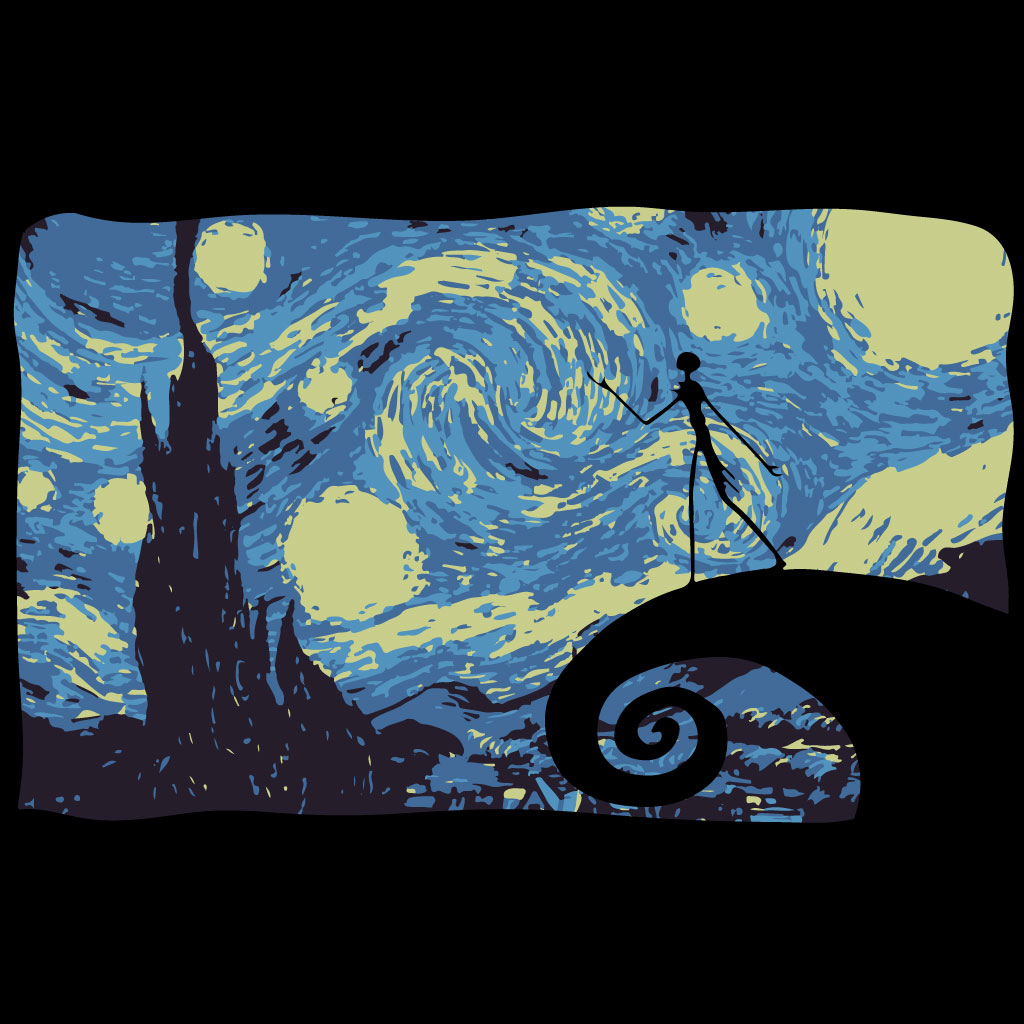 TeeTee: Jack's Starry Night