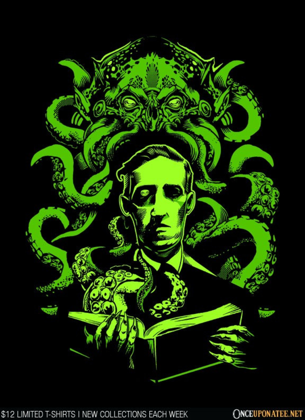 Once Upon a Tee: Love Cthulhu