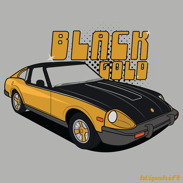 blipshift: Black Gold
