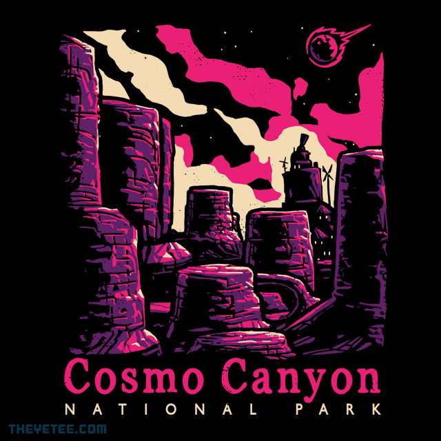 The Yetee: Cosmo National Park