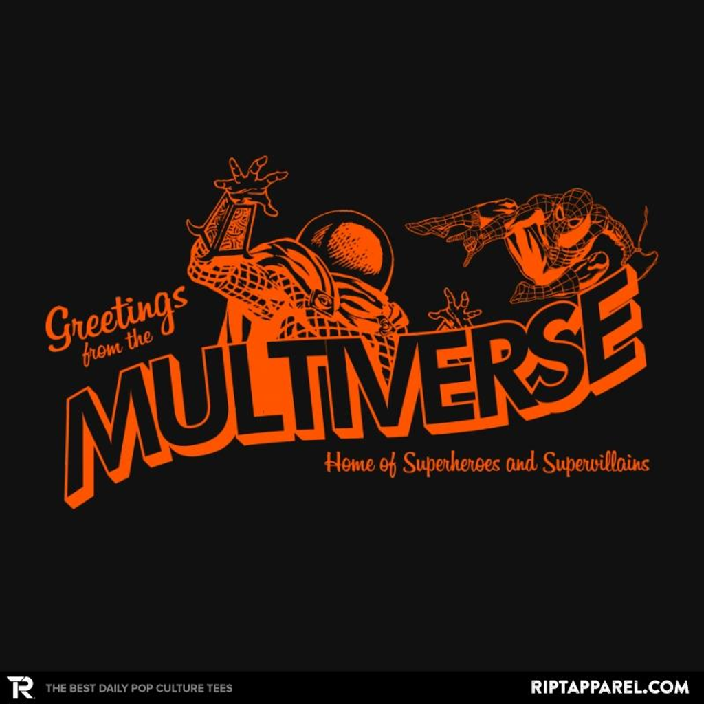 Ript: Greetings from the Multiverse
