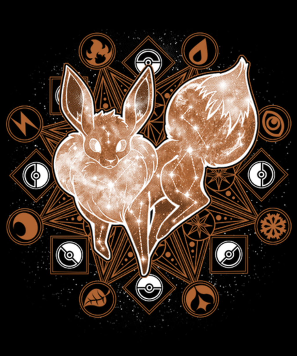 Qwertee: Starry Sky of Evolution