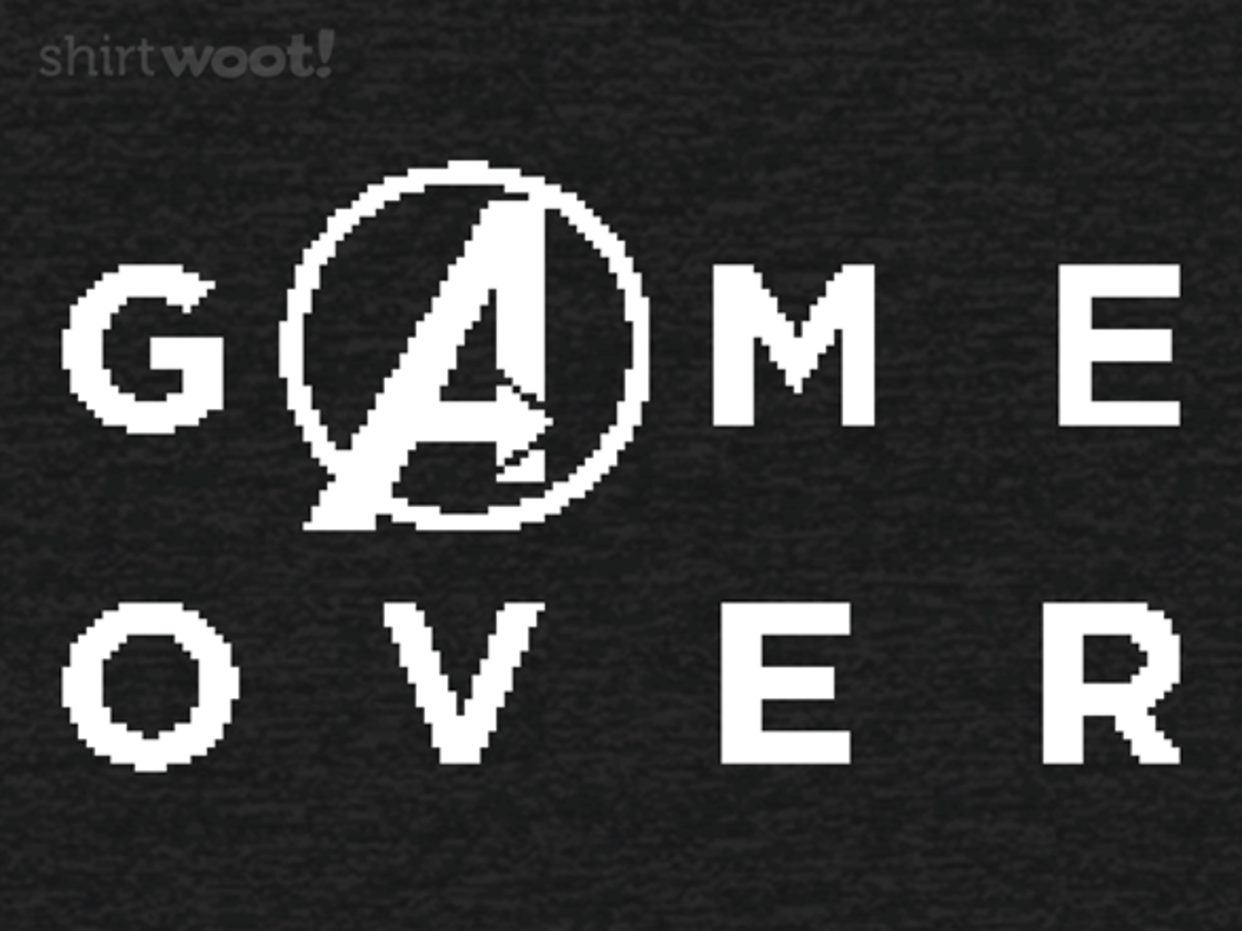Woot!: Final Game Over