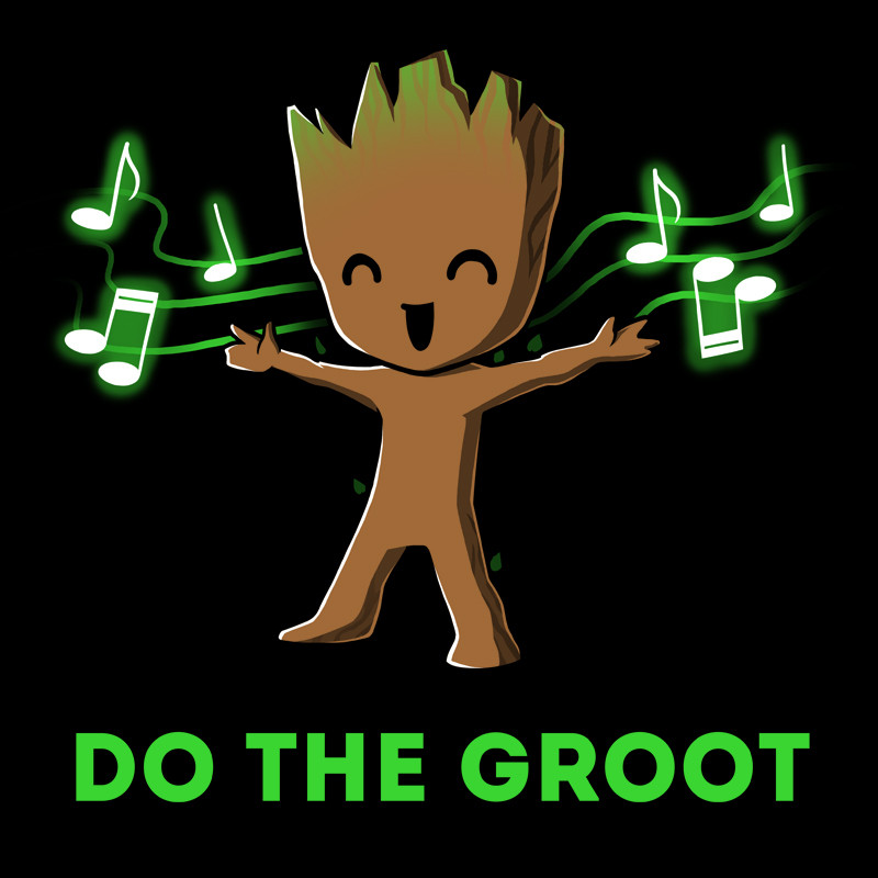 TeeTurtle: Do the Groot