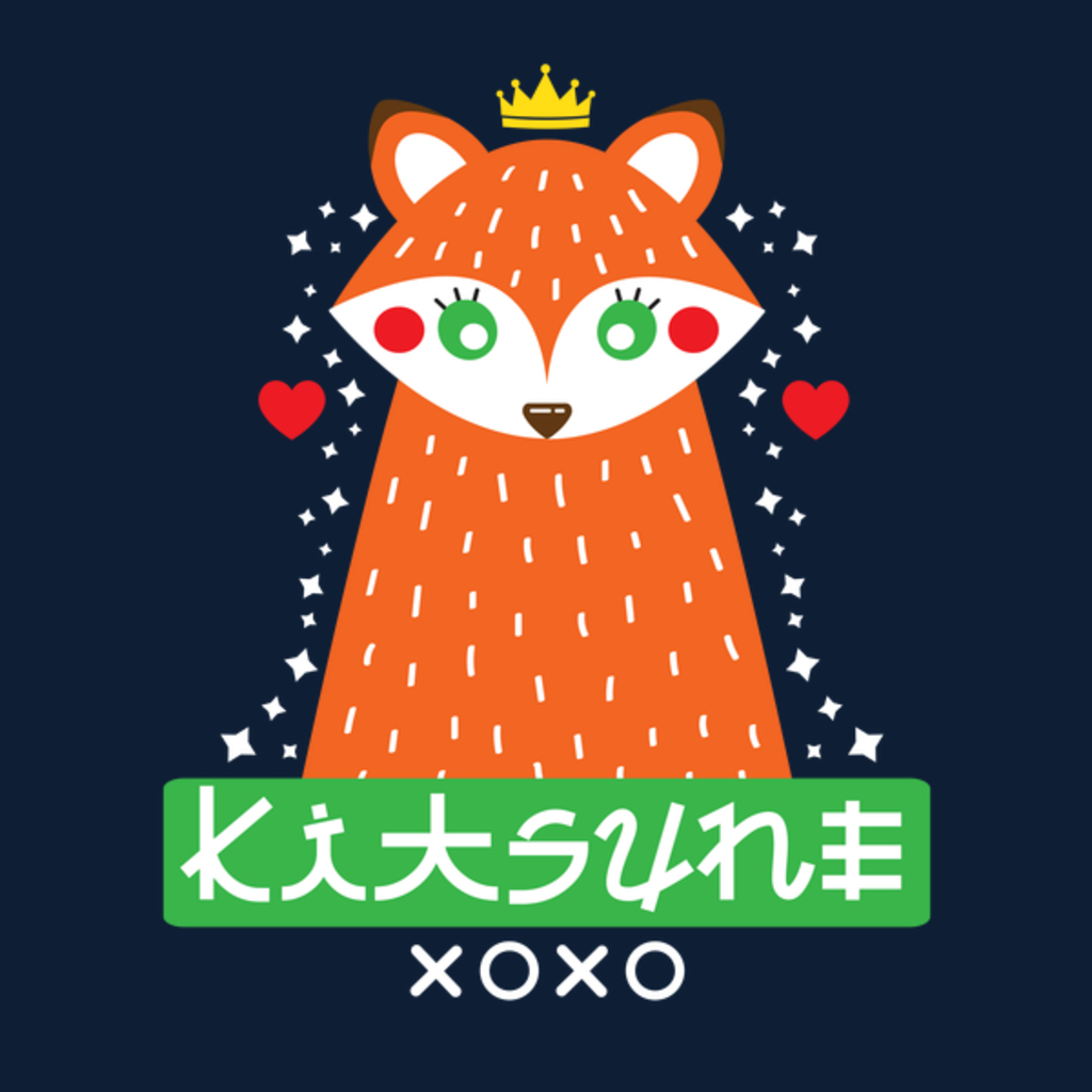 NeatoShop: Foxy Kitsune Fox