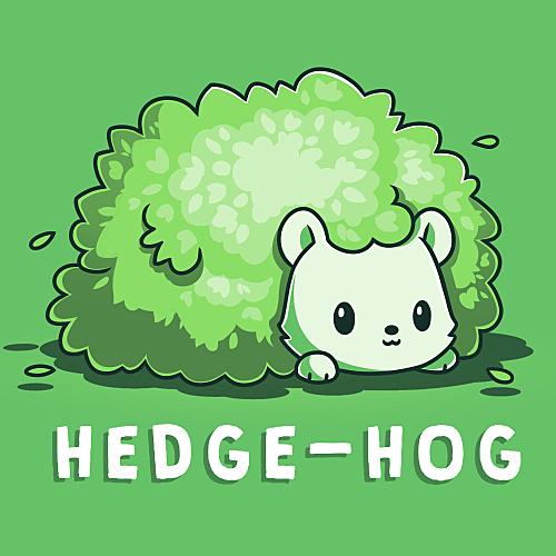TeeTurtle: Hedge-Hog