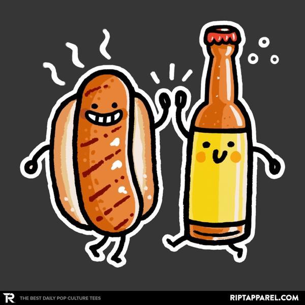 Ript: Brat and Beer