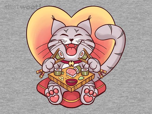 Woot!: Sushi Love Cat