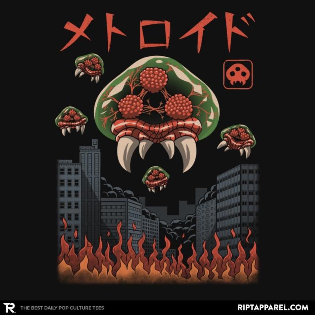 Ript: Parasitic Kaiju