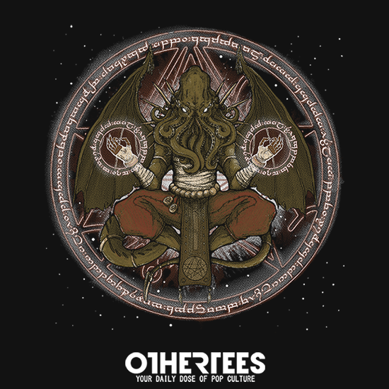 OtherTees: The Cthulhu Runes
