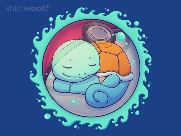 Woot!: A Nap in the Water