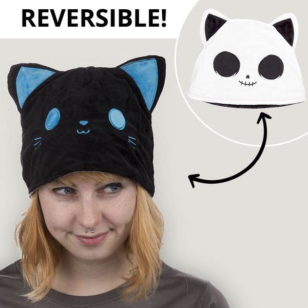 TeeTurtle: Reversible Cat Ha...