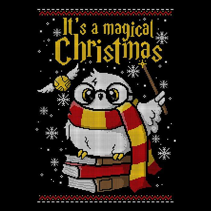 Once Upon a Tee: It's a Magical Christmas