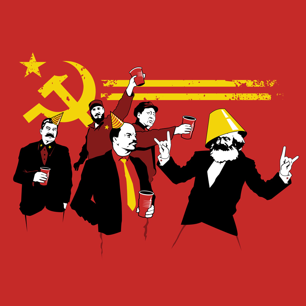 TeeTee: The Communist Party