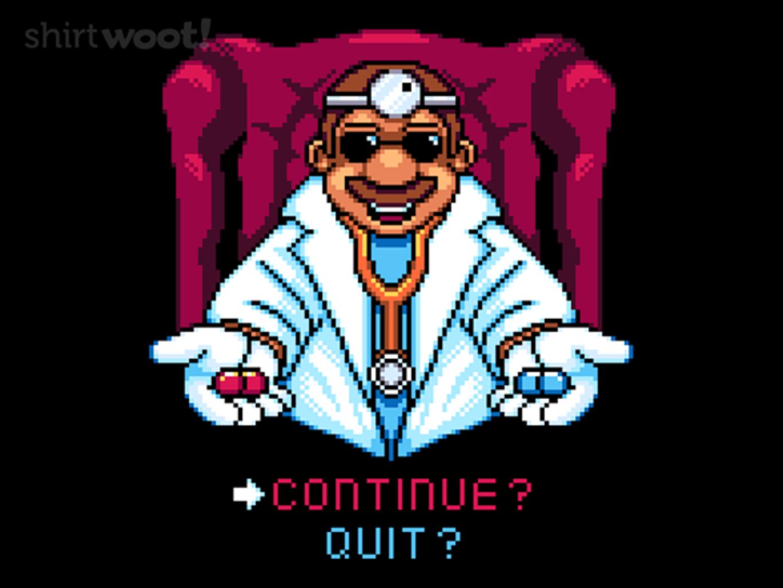 Woot!: Dr Morphio