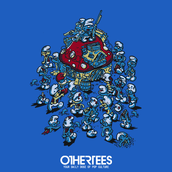 OtherTees: Blue Horde