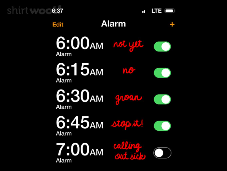 Woot!: Wake Up Cycle