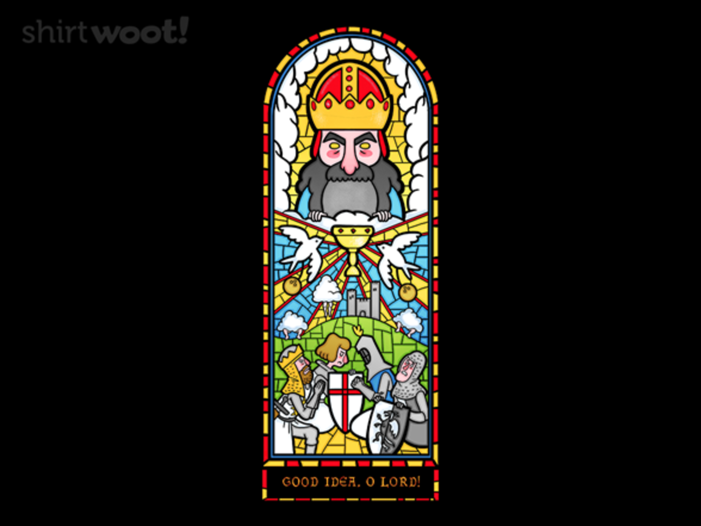 Woot!: Windows of Aaarggghhh - II - $15.00 + Free shipping