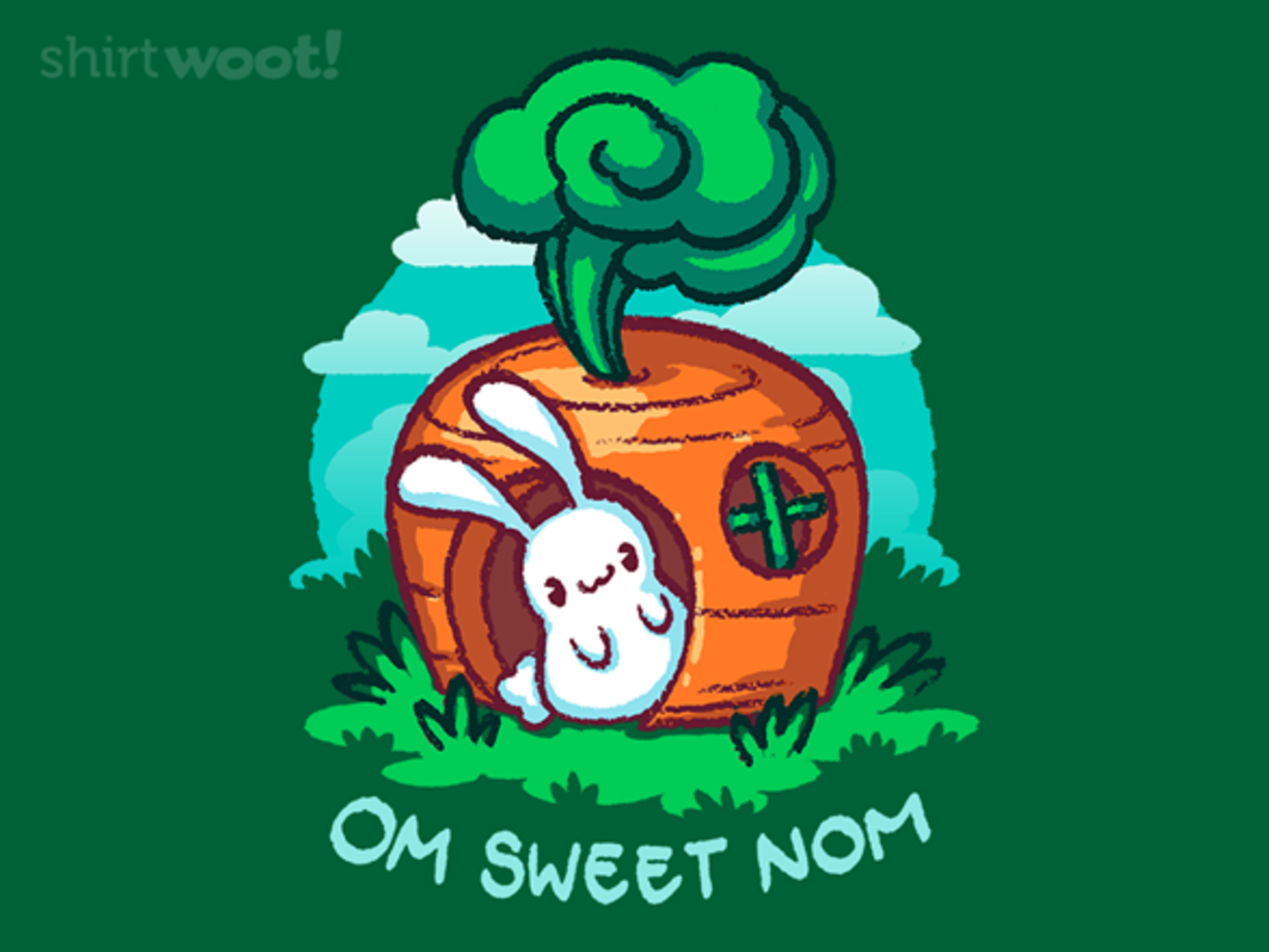 Woot!: Om Sweet Nom - $15.00 + Free shipping
