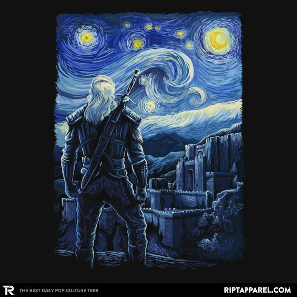 Ript: Starry Witcher