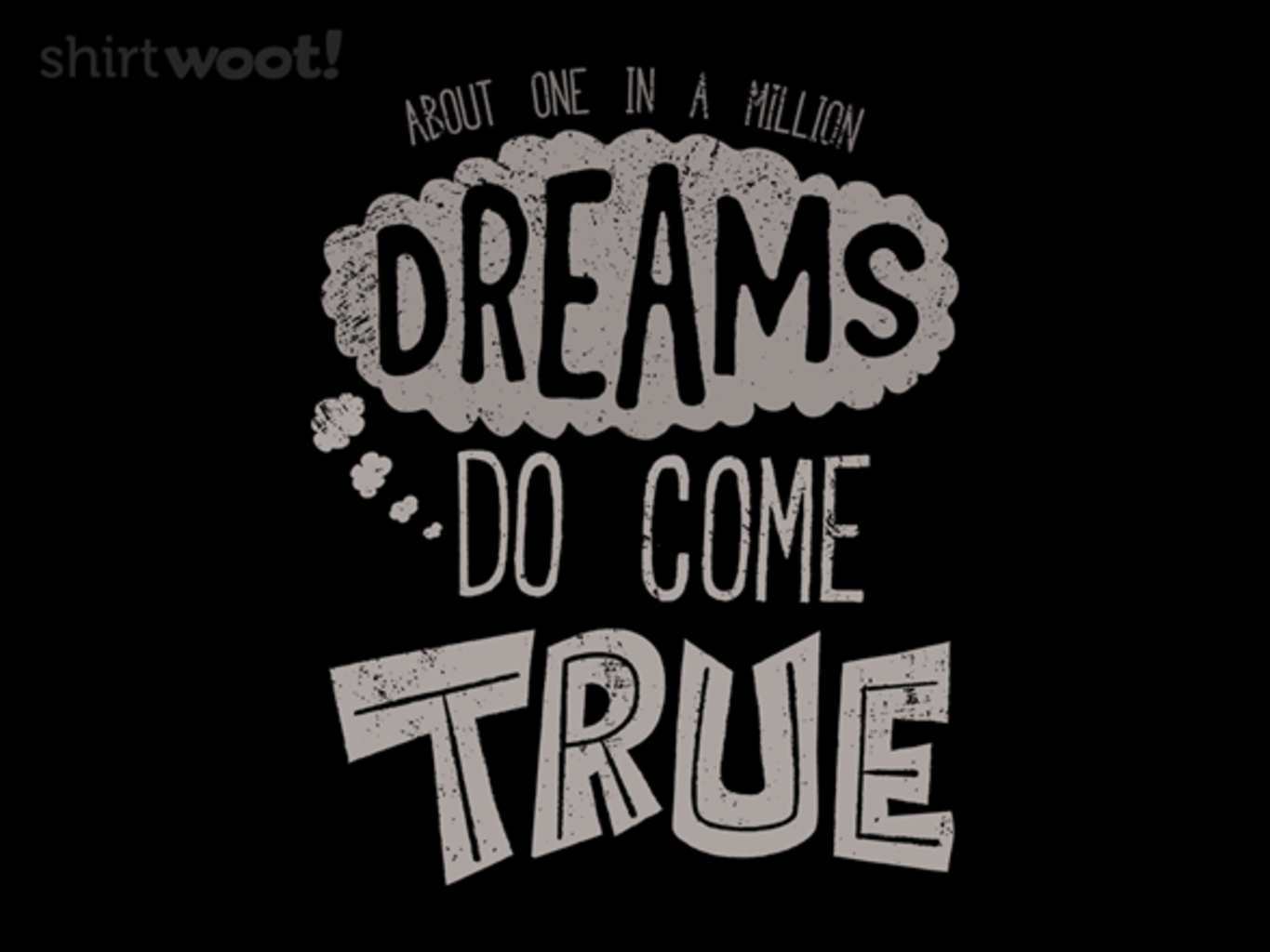Woot!: Dreamers - $8.00 + $5 standard shipping
