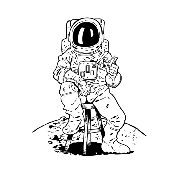 NeatoShop: Martini Astronaut